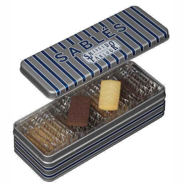 三越伊勢丹 資生堂パーラー サブレ22枚入 伊勢丹の贈り物 クッキー・焼き菓子ギフト 洋菓子 ホワイトデー