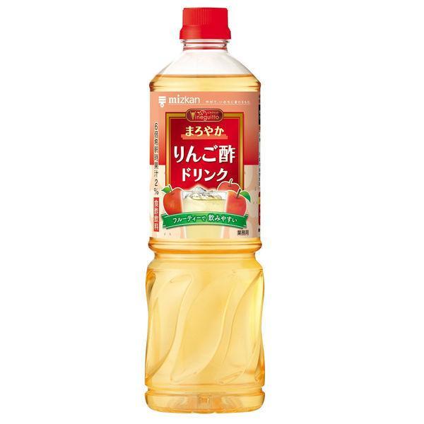 ミツカンまろやかりんご酢ドリンク ビネグイット 6倍濃縮 業務用 1000ml 1本 ビネガー