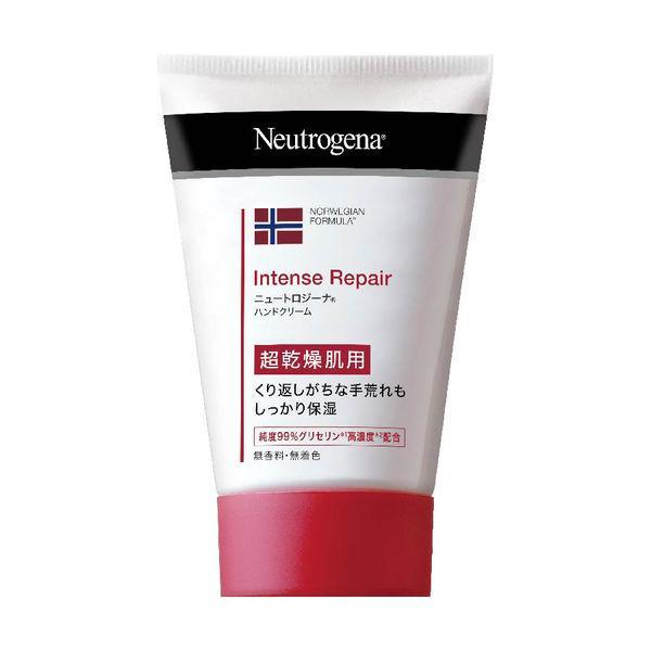 Neutrogena(ニュートロジーナ) ノルウェーフォーミュラ インテンスリペア ハンドクリーム 超乾燥肌用 無香料 50g ジョンソン・エンド・ジョンソン
