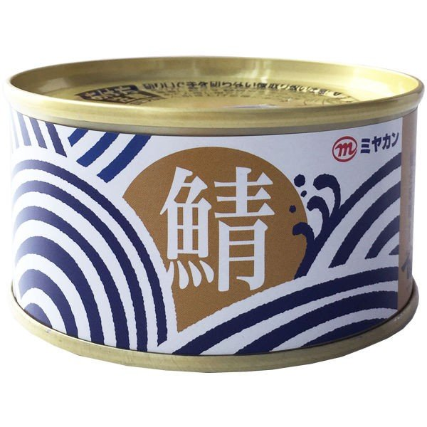 【LOHACO限定】三陸水揚げ 無添加 さば味噌煮 千切り生姜入り 175g 1缶 ミヤカン