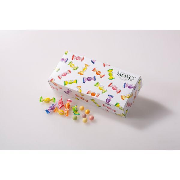三越伊勢丹 新宿高野 フルーツチョコレートBOX 1個 伊勢丹の贈り物 洋菓子 ホワイトデー