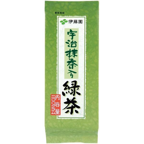 水出し可伊藤園宇治抹茶入り緑茶1袋(200g)