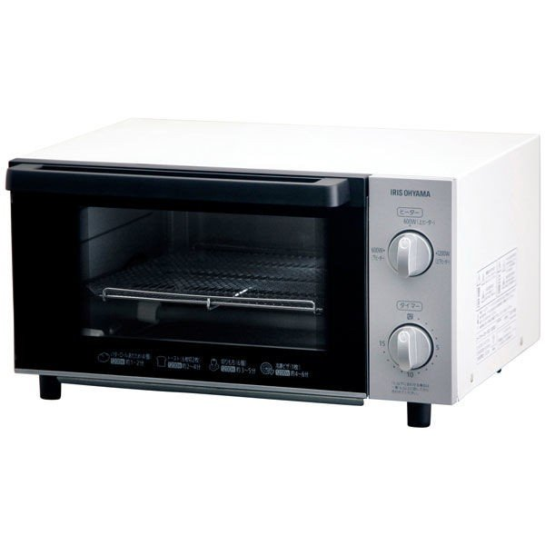 RoomClip商品情報 - オーブントースター アイリスオーヤマ EOT-1203C(568045) トースト4枚