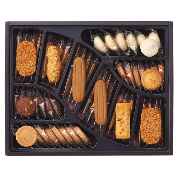 帝国ホテルクッキー詰合せ1箱(52個入)
