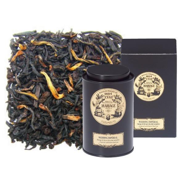 マリアージュフレール紅茶ウエディングインペリアル1缶(100g)