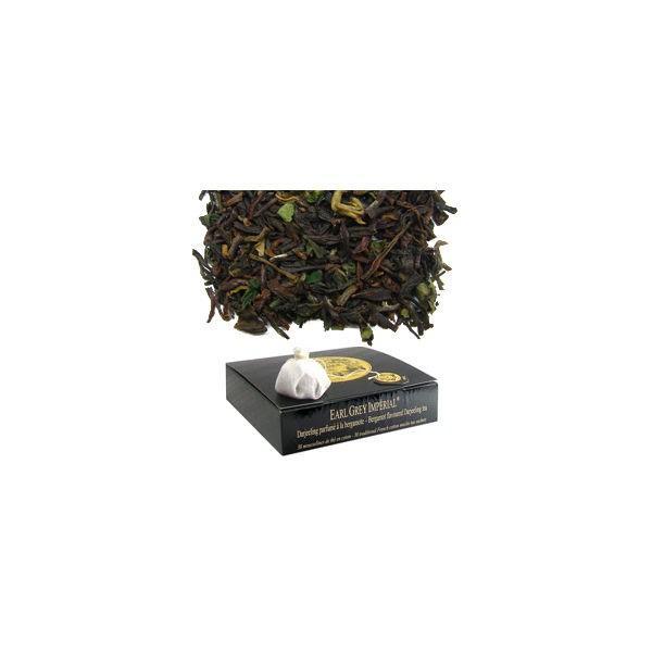 マリアージュフレール紅茶アールグレイインペリアルティーバッグ1箱(30個入)
