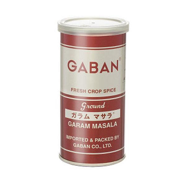 GABAN ギャバン ガラムマサラ 80g 1缶 カレースパイス