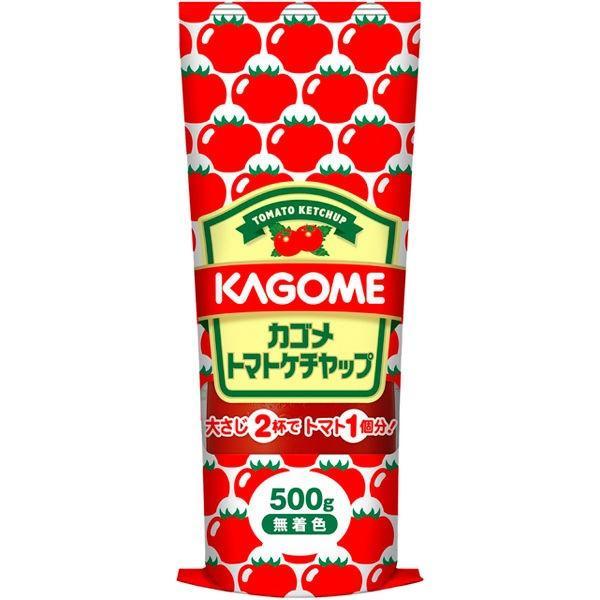 カゴメ トマトケチャップ 500g 2803