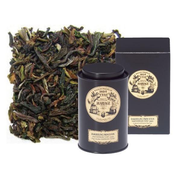 マリアージュフレール紅茶ダージリンプリンストン1缶(100g)