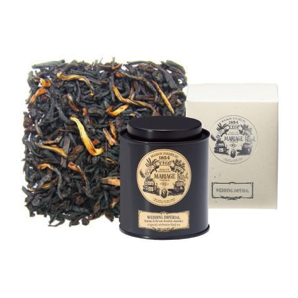 マリアージュフレール紅茶ウエディングインペリアル1缶(50g)