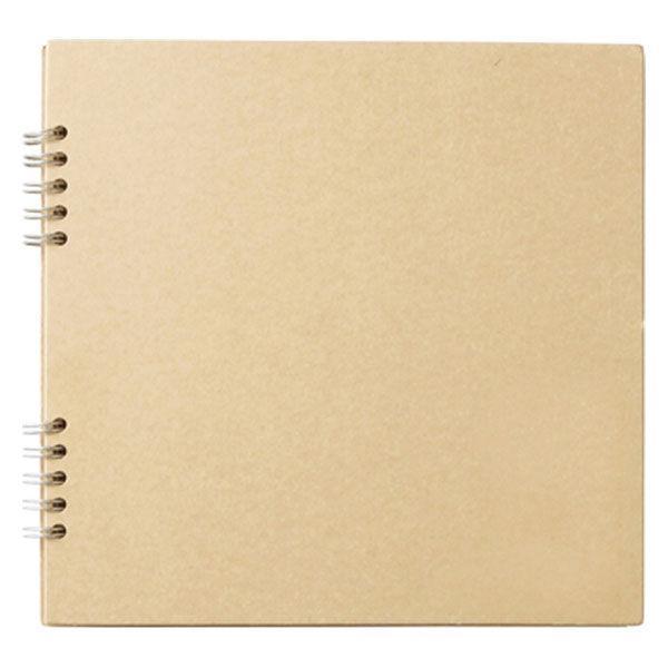 無印良品 クラフトダブルリング記録帳 6007401 良品計画