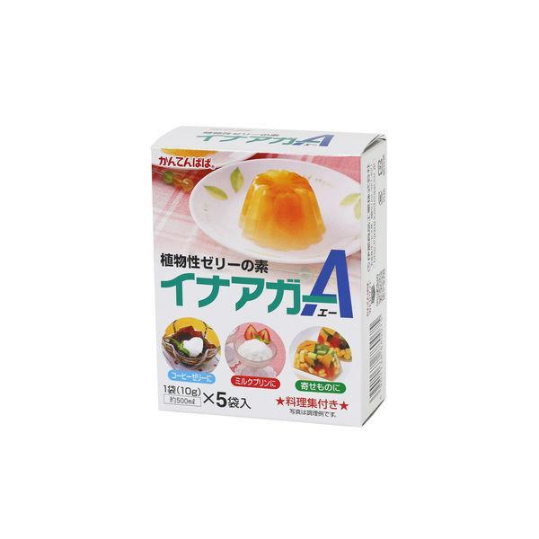かんてんぱぱ イナアガーA 1個(50g)