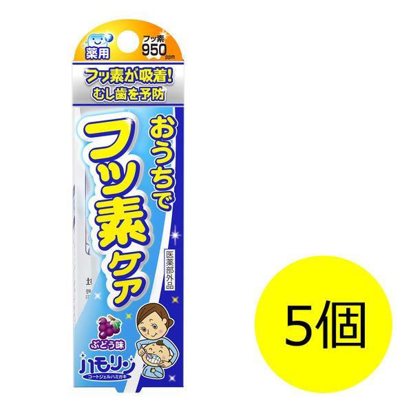ハモリン ぶどう味 30g 1セット(5個) 丹平製薬