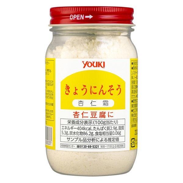 杏仁豆腐の素 杏仁霜(きょうにんそう) アーモンドパウダー150g 1個 ユウキ食品