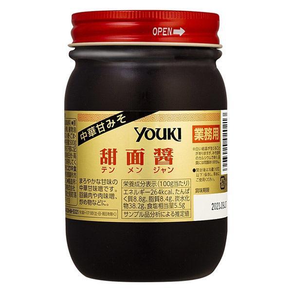 業務用 甜面醤(テンメンジャン)500g 1セット(2個入) ユウキ食品 中華調味料