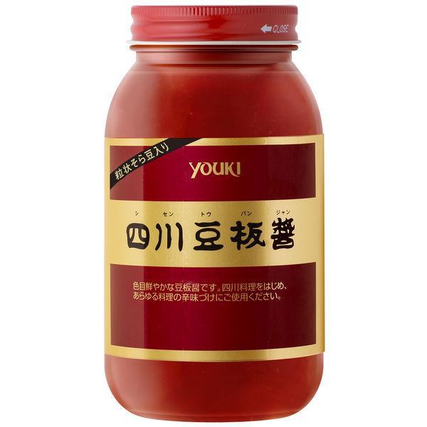 業務用 四川豆板醤(トウバンジャン)1kg 1セット(2個入) 中華調味料 ユウキ食品