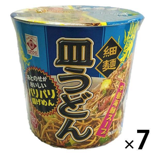 ヒガシマル カップ皿うどん 中華海鮮スープ 7個