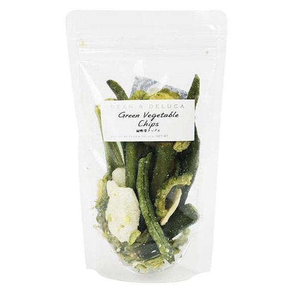 DEAN&DELUCA ディーン&デルーカ D&D 緑野菜チップス 1袋(50g)お菓子・おつまみ・スナック