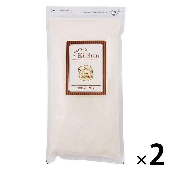 カルディコーヒーファーム カルディオリジナル ママズキッチン スコーンミックス 400g 1セット(2個)