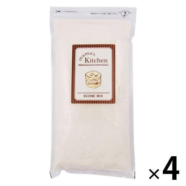 カルディコーヒーファーム カルディオリジナル ママズキッチン スコーンミックス 400g 1セット(4個)
