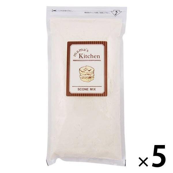 カルディコーヒーファーム カルディオリジナル ママズキッチン スコーンミックス 400g 1セット(5個)