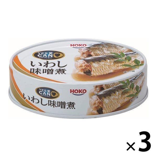 【アウトレット】宝幸 いわし味噌煮 100g 1セット(3缶)