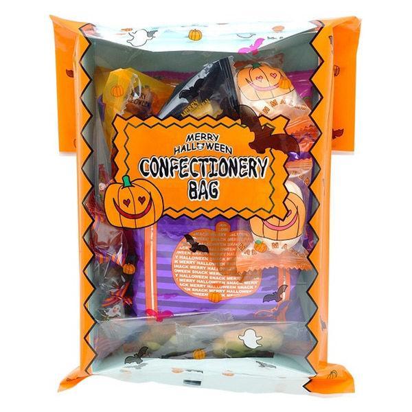 コンフェクショナリーバッグ ハロウィン 1個 Wismettacフーズ お菓子詰め合わせ