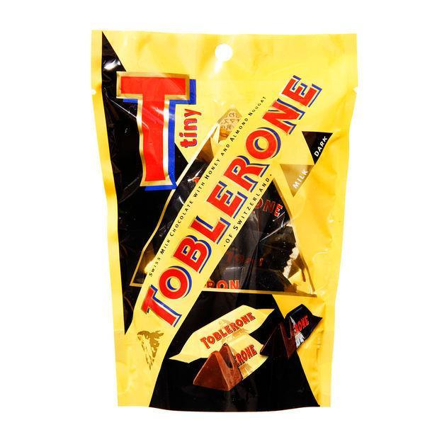 TOBLERONE(トブラローネ) タイニーアソートSP 80g 1個 チョコレート お菓子 輸入菓子