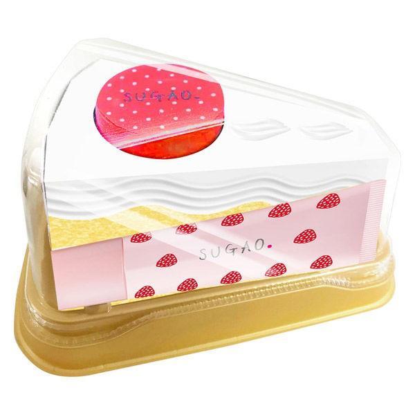 SUGAO 数量限定 SUGAO(スガオ)ショートケーキメイクコフレ(スノーピンク)ロート製薬の画像