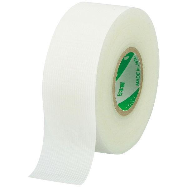 ニチバン 小巻養生テープ 幅25mm×18m 白 185S-25