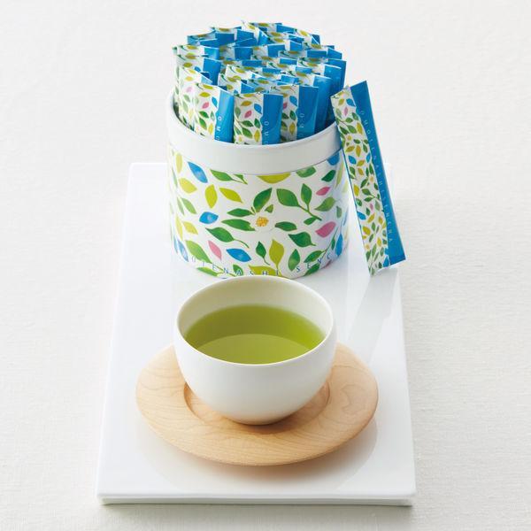 水出し可伊藤園さらりと溶けるおもてなし煎茶スティック1セット(80本:40本入×2箱)