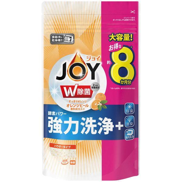 ハイウォッシュジョイ JOY オレンジピール成分入り 詰め替え 特大 930g 1個 食洗機用洗剤 P&G
