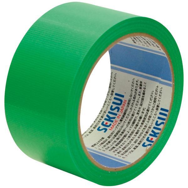 【養生テープ】 スパットライトテープ No.733 緑 幅50mm×25m 積水化学工業 1セット(5巻:1巻×5)