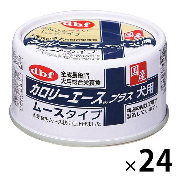 箱売りカロリーエースプラスドッグフードドッグフードムースタイプ65g国産24缶