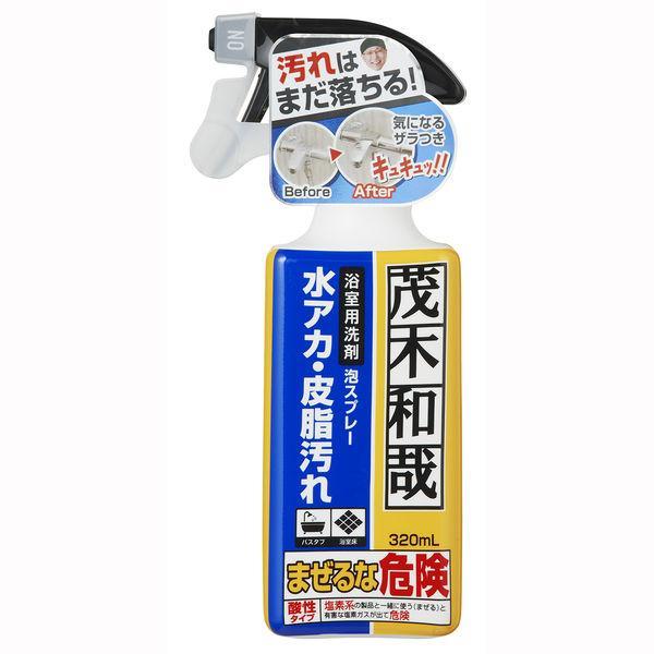 茂木和哉お風呂用洗剤なまはげ掃除320ml1個きれい研究所(C00251)