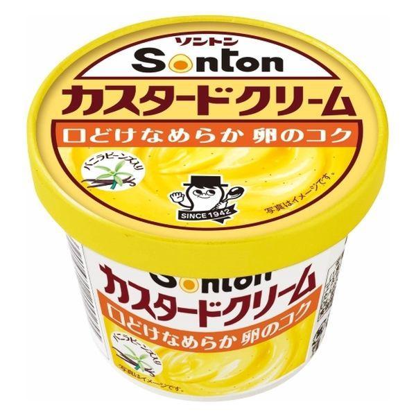 ソントン Fカップ カスタードクリーム 135g 1個