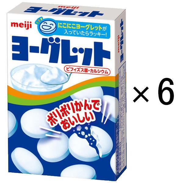 明治 ヨーグレット 18粒入 1セット(6箱)