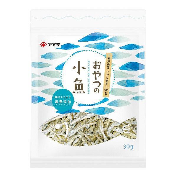 LOHACO先行発売 ヤマキ おやつの小魚30g