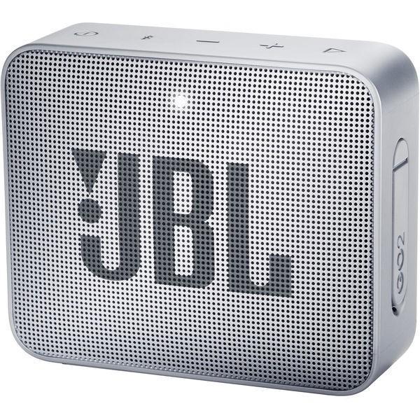 JBL Bluetoothスピーカー JBL GO2 グレー JBLGO2GRY