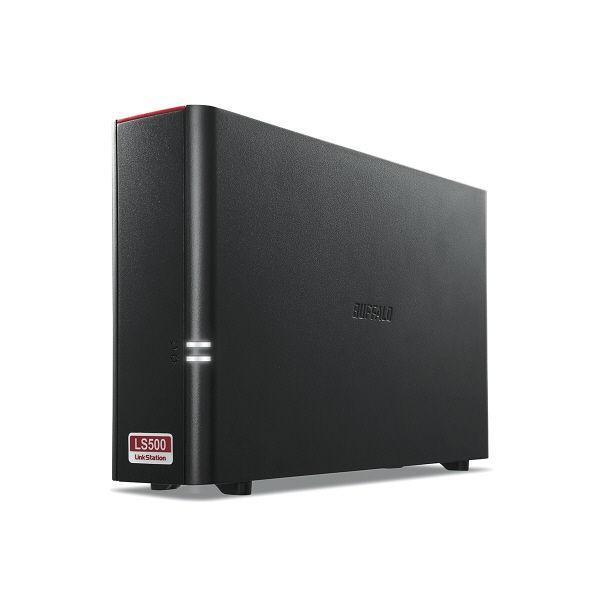 バッファロー ネットワーク対応HDD(NAS) 2TB 高速転送モデル 1ドライブ LS510D0201G 1台