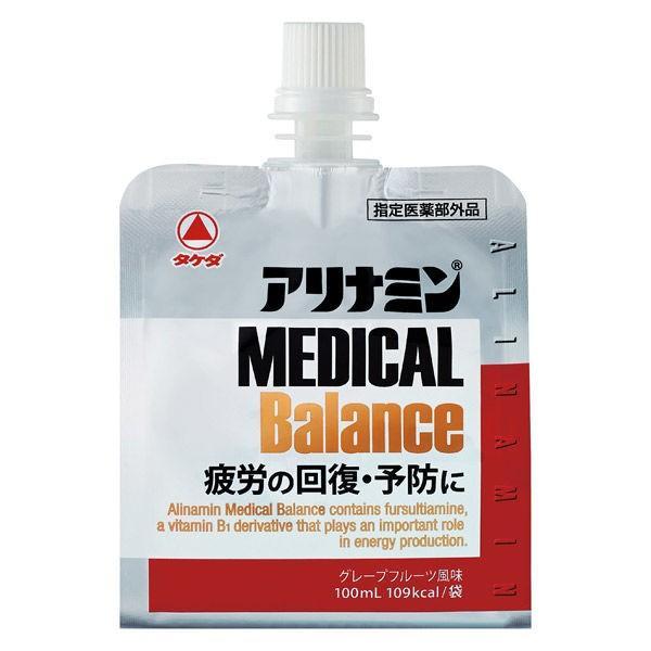 武田コンシューマーヘルスケアアリナミンメディカルバランス8個