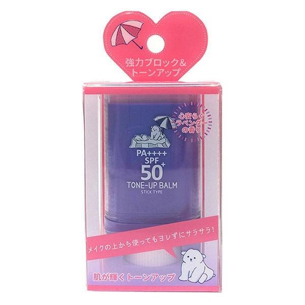 シャインUVサンバーム ラベンダーの香り 15g SPF50+ PA++++
