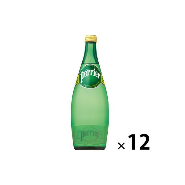 日仏貿易ペリエ瓶750ml1箱(12本入)