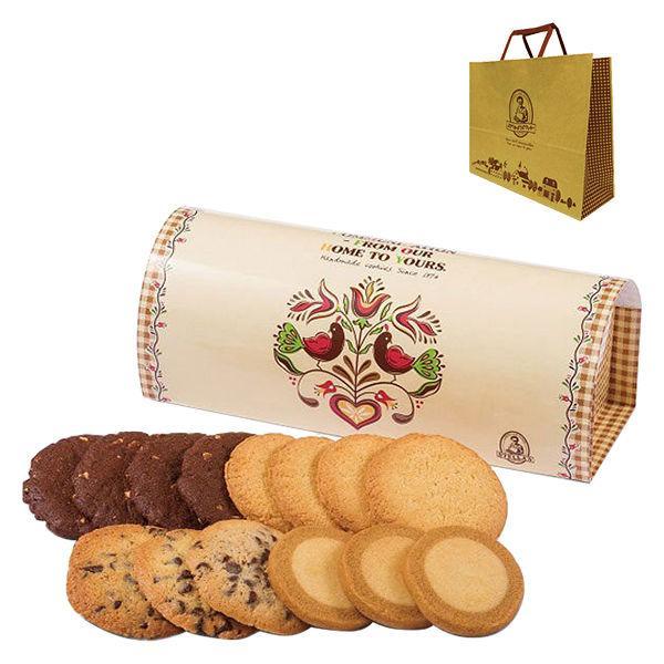 ステラおばさんのクッキー ダッチカントリー(M)1個 アントステラ 紙袋付き 手土産 ギフト 母の日 父の日 敬老の日