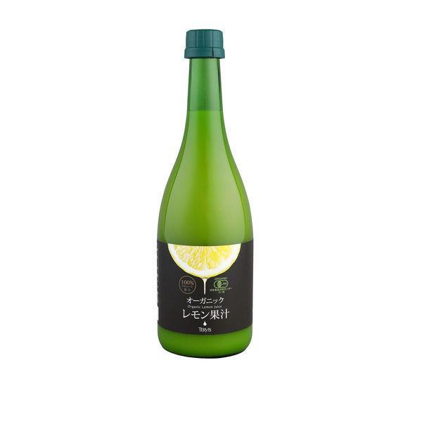 テルヴィス 有機レモン果汁720ml 1本 オーガニック