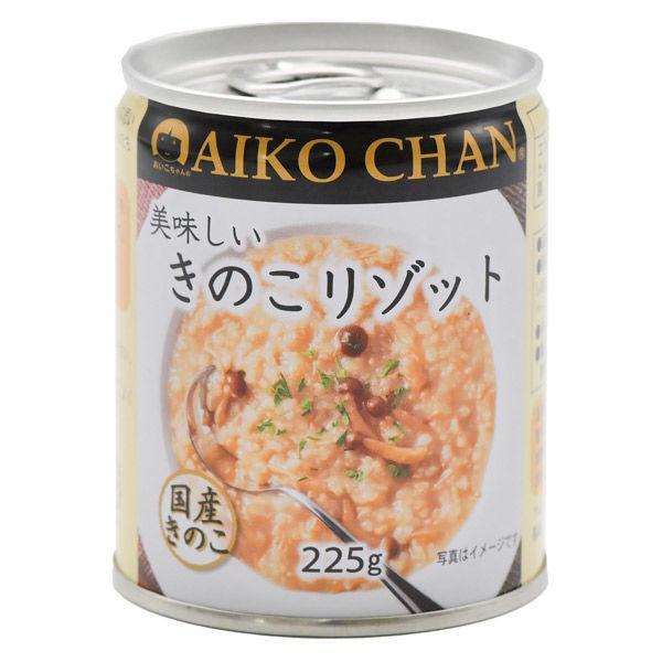 伊藤食品 美味しいきのこリゾット 1缶 ごはん缶詰