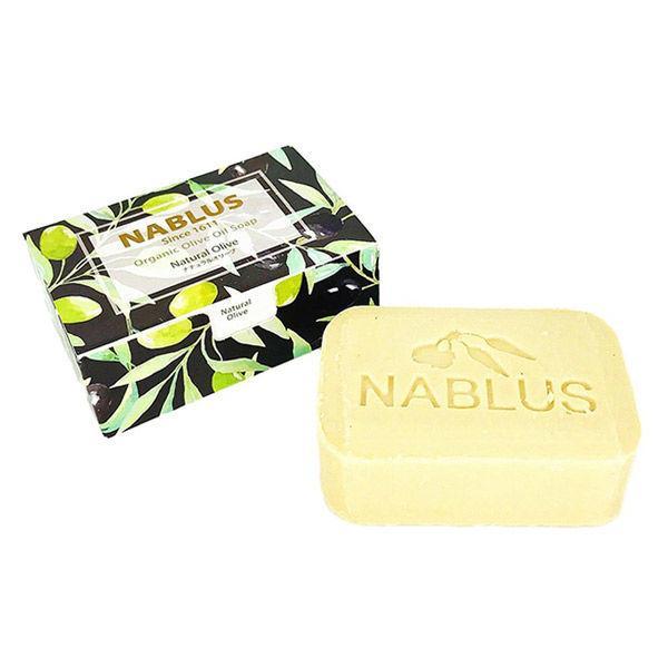 Nablus Soap(ナーブルスソープ) ナチュラルオリーブオイル 100g コスメハウス