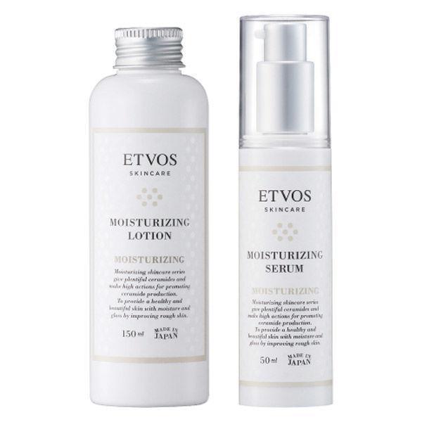 数量 ETVOS(エトヴォス)モイスチャライジングセット(ローション&セラム)