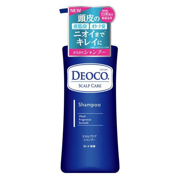 デオコ(DEOCO)スカルプケアシャンプーポンプ350mLロート製薬