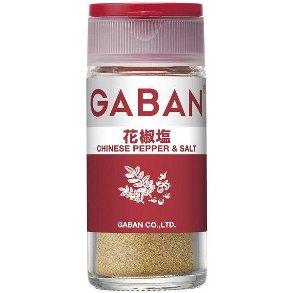GABAN ギャバン 花椒塩<パウダー>35g 1個 ハウス食品